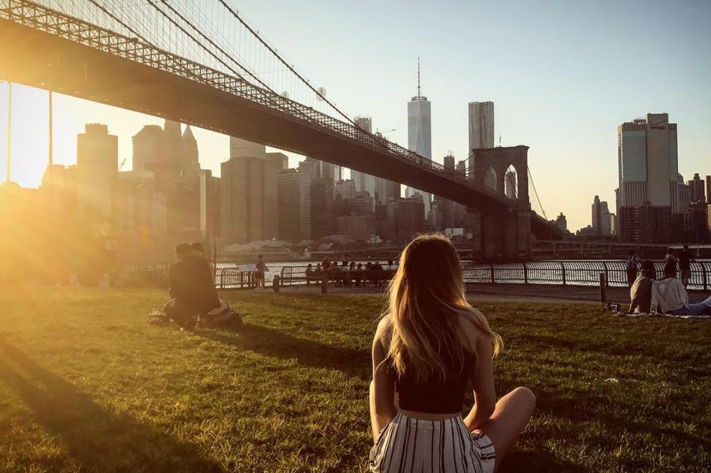 Grad Visa Stories: A New York State of Mind - USIT Ireland